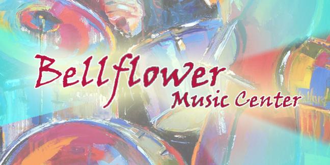 Cropped bellflower