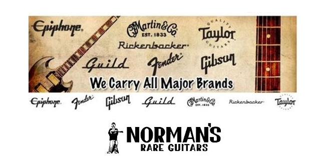 norman s rare guitars world s largest vintage guitar store 39 s profile musicpage. Black Bedroom Furniture Sets. Home Design Ideas