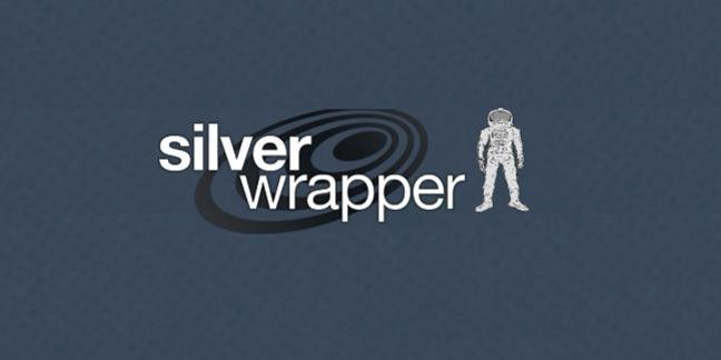 Cropped silverwrapper