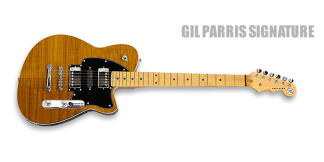 Cropped reverend gil parris sig