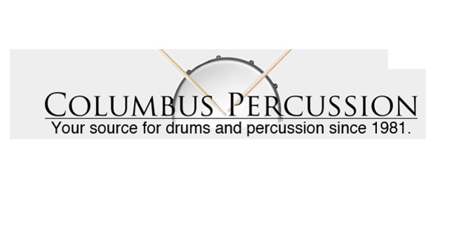 Cropped columbus percussion logo
