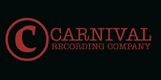 Cropped carnival recording company