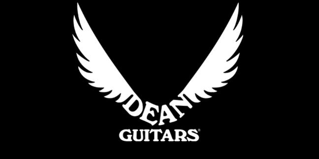 Cropped dean logo black