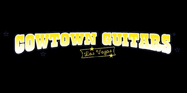 Cropped cowtown guitars