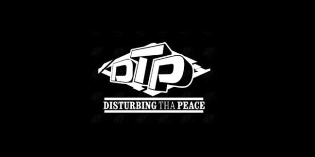 Cropped disturbing tha peace records