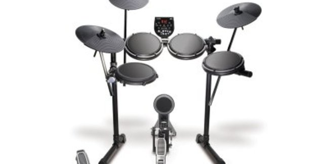 Cropped alesis dm6  electric drums