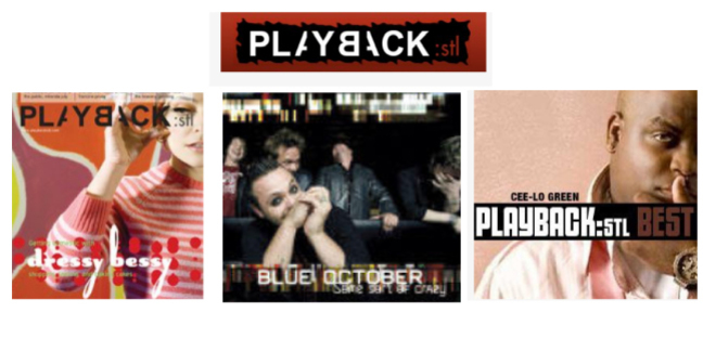 Cropped playback stl bands