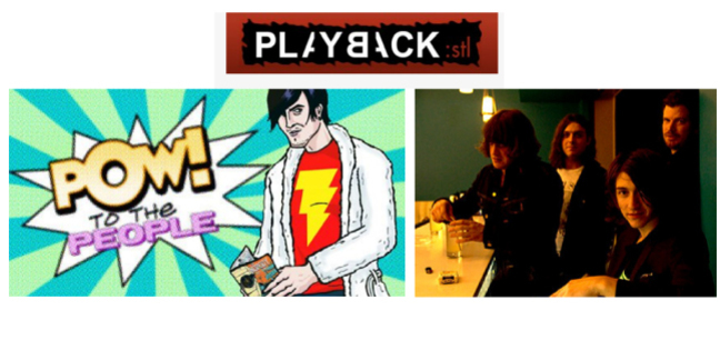 Cropped playback stl comics and music