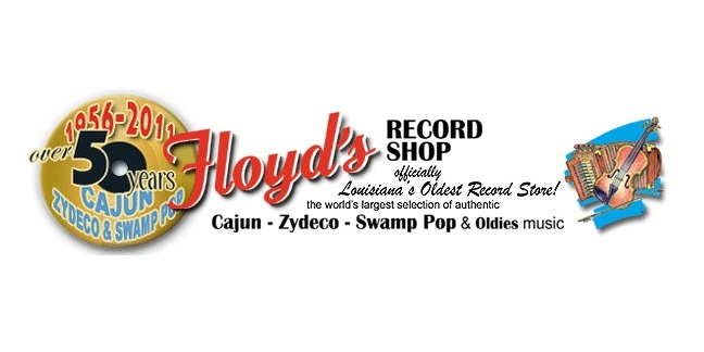 Cropped floyds records shop
