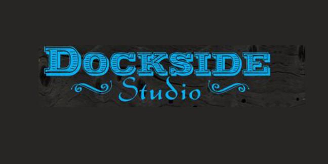 Cropped dockside studios logo