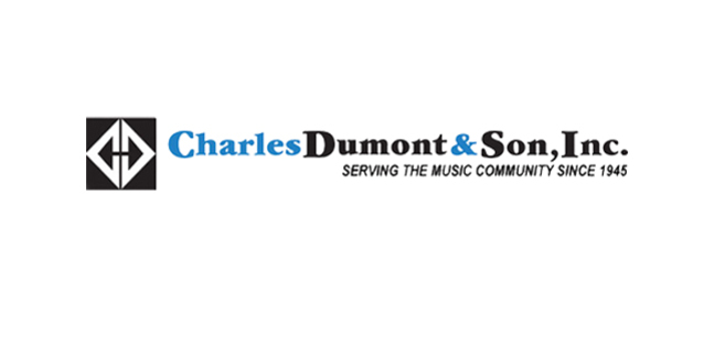 Cropped dumont music logo