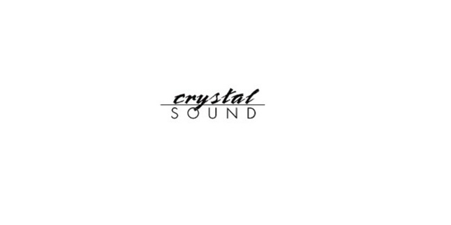 Cropped crystal sound recording
