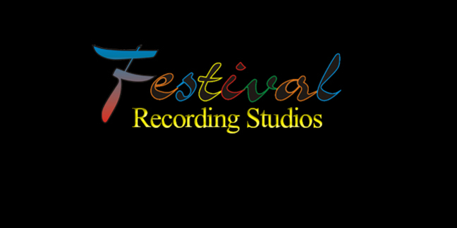 Cropped festival recording studios logo