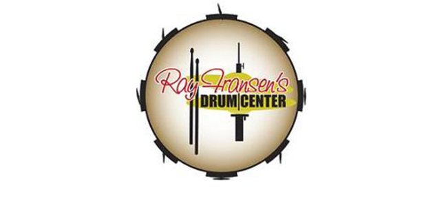 Cropped ray fransen s drum center logo