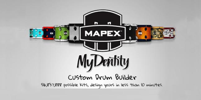 Cropped mapex mydentity
