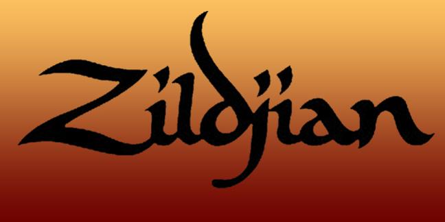 Cropped zildjian logo