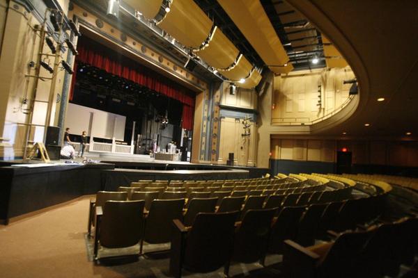 Mitchell Hall Theatre S Profile Musicpage