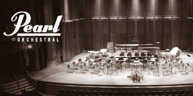 Cropped pearl orch