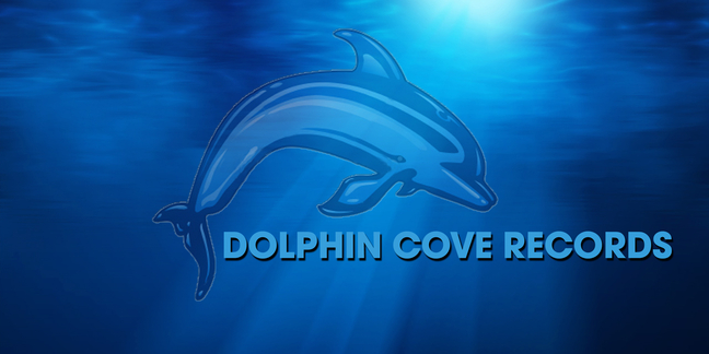 Cropped dolphin cove logo 1