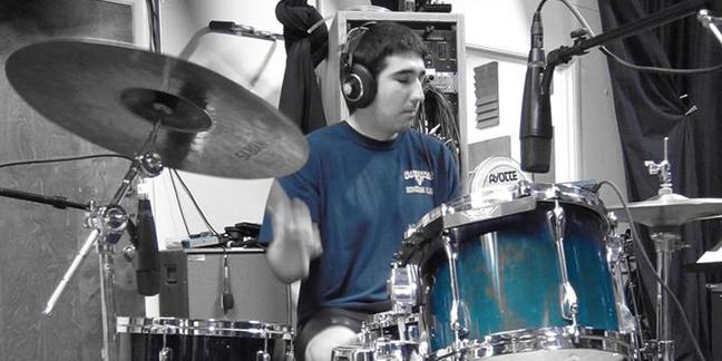 Cropped drums