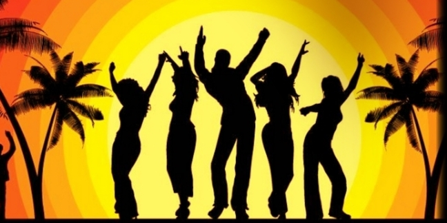 Cropped bigstock summer party  vector 17933189