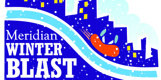 Cropped meridian winter blast logo