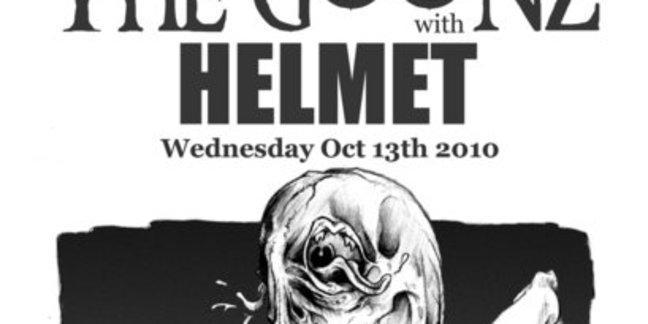 Cropped helmet