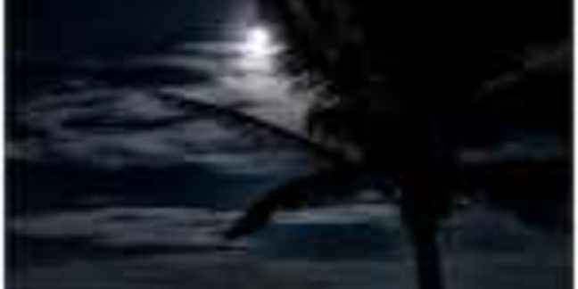 Cropped moonlight