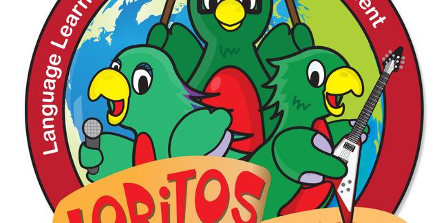 Cropped logo loritos band