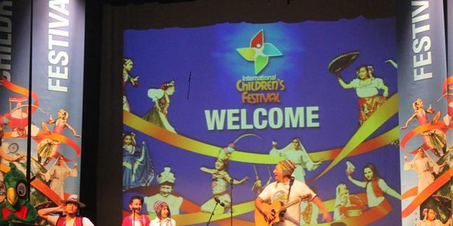 Cropped international kids fest