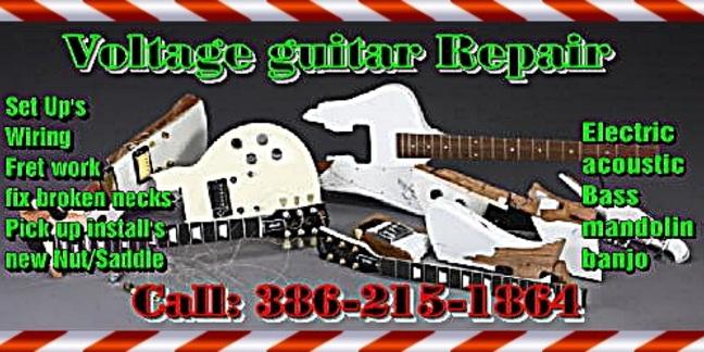 Voltage Guitar Repair's Profile | Musicpage