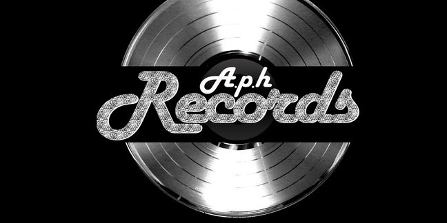 Cropped aph records logo  big