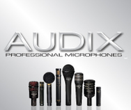 Thumb audix logo for music page