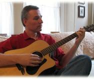 Thumb me guitar